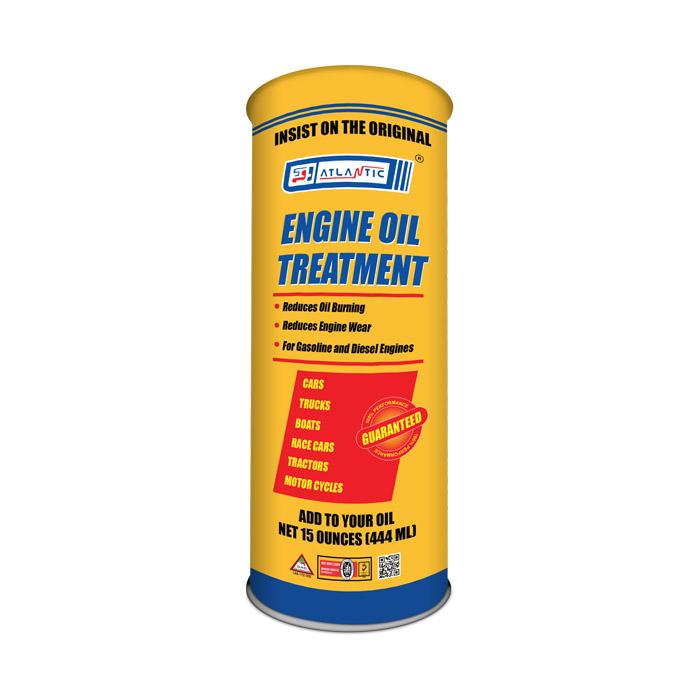 Atlantic Engine Oil Treatment 444ml