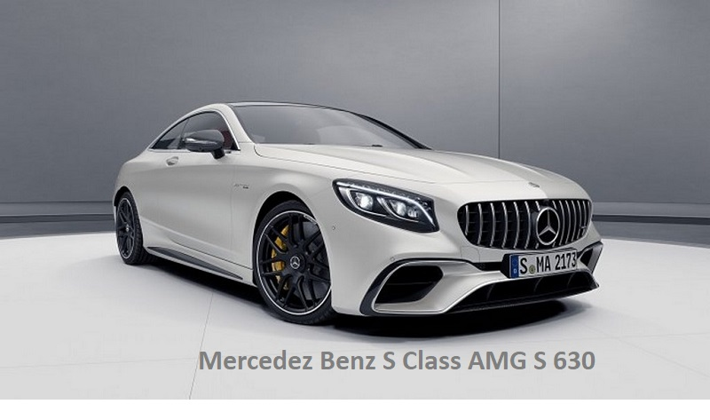 Mercedes Benz S Class Amg S 63 Price Specification Features And